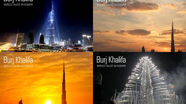 Looking Up: 1 in 5 Super-tall Completed Buildings Found in Dubai