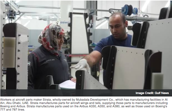 Building starting blocks for UAE's high-tech manufacturing