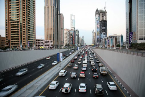 First Phase of Dhs1bln Roads Project Opens in Dubai