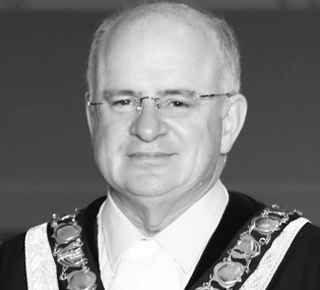 Lord Mayor Andrew Wilson