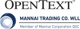 Mannai Trading and Opentext