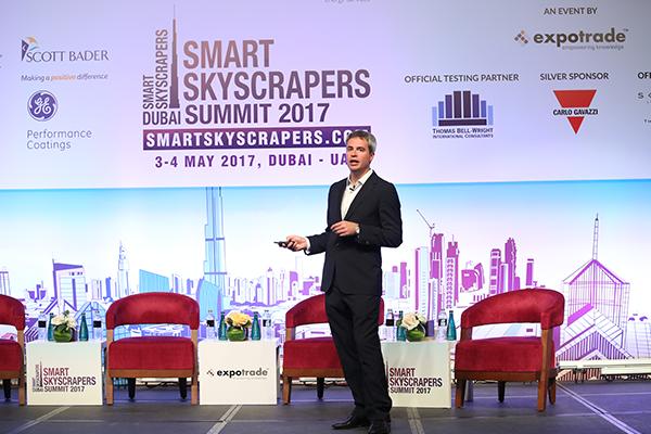 Skyscrapers Summit Dubai - UAE | 23-24 April 2018 | High