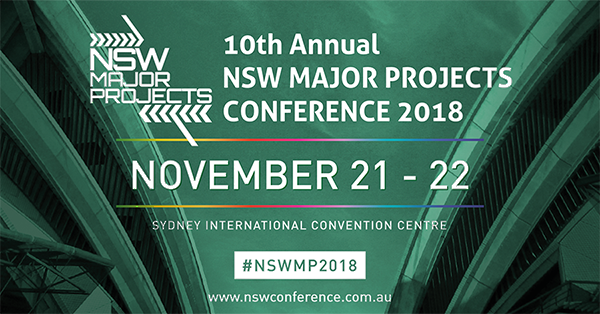 The 10th Annual NSW Major Projects Conference
