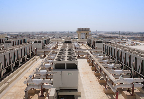 Demand for Energy-Efficient Systems is Driving the GCC's HVAC Market