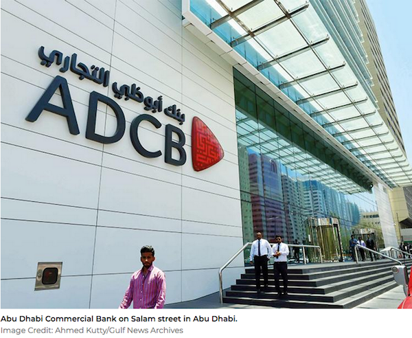 ADCB, UNB and Al Hilal Bank combine to create the third largest UAE bank