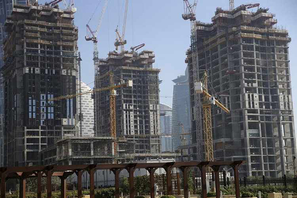 Projects Worth $253bln Under Construction in UAE