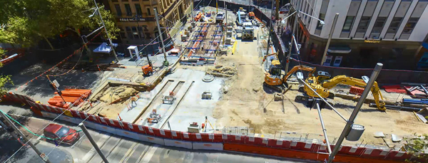 Bringing NSW's infrastructure into the 21st Century