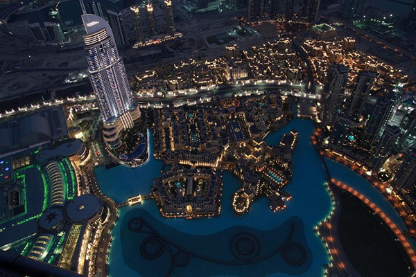 Dubai Sets its Sights on Becoming the World's First Blockchain-Powered Government