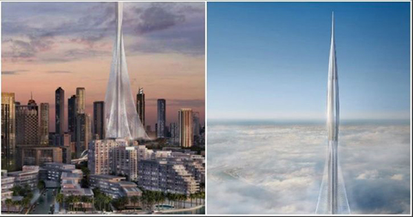 Dubai is Making a New Skyscraper Taller than Burj Khalifa and Here are the Pictures