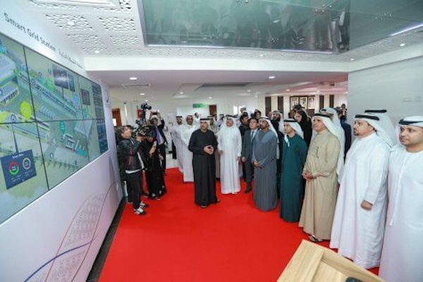 Dubai launches new Smart Grid Station