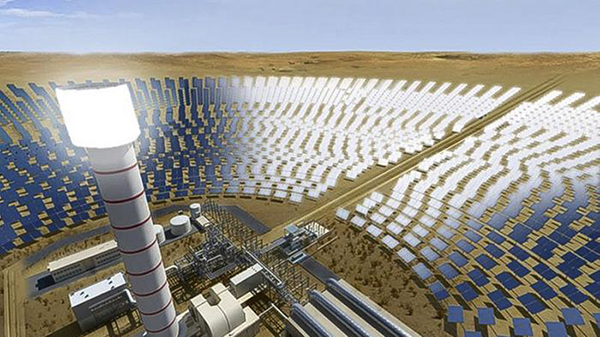 Dubai Solar Park R&D Investments Set to Reach Dh500m by 2020