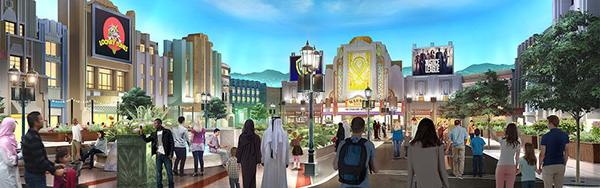 $1bn Warner Bros World Abu Dhabi on Course for Summer Opening, Eides Installed