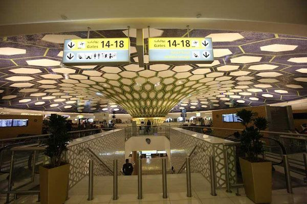 Smart tech at Abu Dhabi airport set to speed up passenger flow
