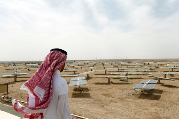 The future of energy in the GCC looks bright