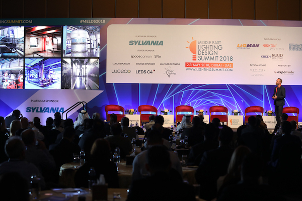 Advances in Lighting Design to Be Discussed at the Middle East Lighting Design Summit 2019