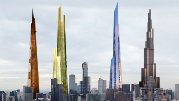 How high can we go? Melbourne's future skyscraper forecast