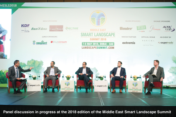 Building the city of tomorrow: Developing UAE's green infrastructure opportunities